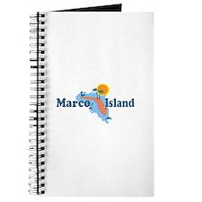 Marco Island - Map Design. Journal