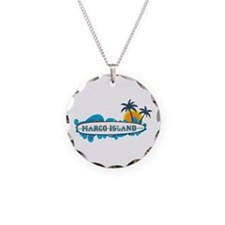 Marco Island - Surf Design. Necklace