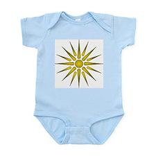 Macedonia Vergina Star Body Suit