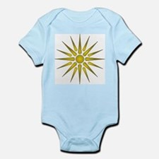 Macedonia Vergina Star Body Suit