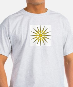 Macedonia Vergina Star T-Shirt