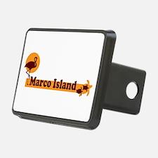 Marco Island - Beach Design. Hitch Cover