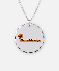 Marco Island - Beach Design. Necklace