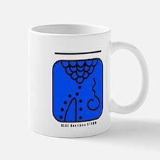 BLUE Overtone STORM Mug