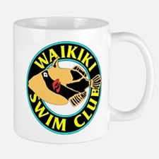 Waikiki Swim Club Logo Mug