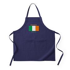 Donabate Ireland Apron (dark)