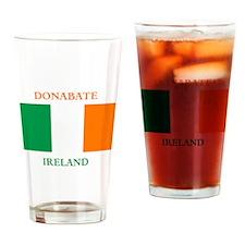 Donabate Ireland Drinking Glass