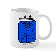 BLUE Crystal STORM Mug