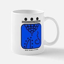 BLUE Cosmic STORM Mug