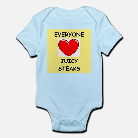 STEAK Body Suit