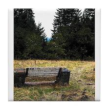 Arboretum Tile Coaster