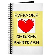 PAPRIKASH Journal