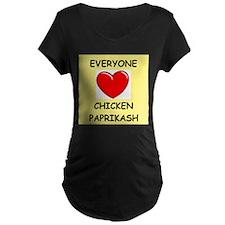 PAPRIKASH Maternity T-Shirt