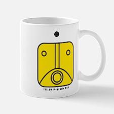 YELLOW Magnetic SUN Mug