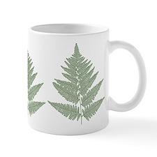 Ferns Small Mug