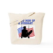 PROUD GYMNAST MOM Tote Bag
