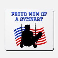 PROUD GYMNAST MOM Mousepad