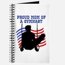 PROUD GYMNAST MOM Journal