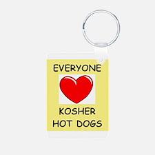 HOTDOG Keychains