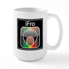 iFroCaramel10x10 Mug