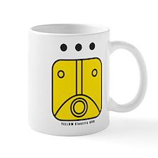 YELLOW Electric SUN Mug