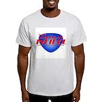 Original American Infidel Ash Grey T-Shirt