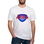 Original American Infidel Fitted T-Shirt
