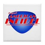 Original American Infidel Tile Coaster