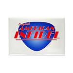 Original American Infidel Rectangle Magnet (10 pac
