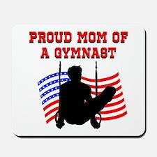 SUPER GYMNAST MOM Mousepad