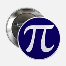 """Large 2.25"""" Pi Buttons (10 pack)"""