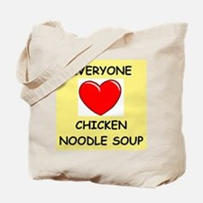 CHICKENSOUP Tote Bag