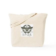 Roman Empire SPQR Tote Bag