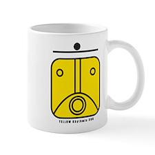 YELLOW Rhythmic SUN Mug