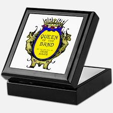 Drum Major: Queen of the Band Keepsake Box