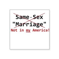 Same-Sex Marriage Sticker