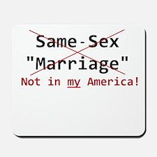 Same-Sex Marriage Mousepad