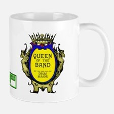 Drum Major: Queen of the Band Mug