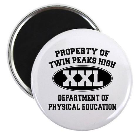 Twin Peaks High School Magnet