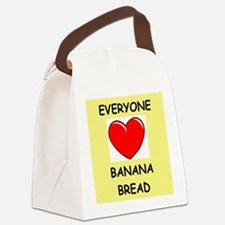 BANANA2 Canvas Lunch Bag