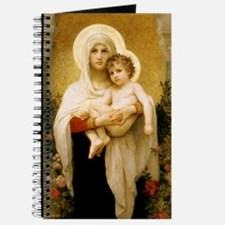 Madonna Of The Roses Journal