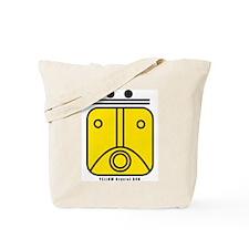 YELLOW Crystal SUN Tote Bag