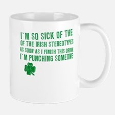 Irish Stereotypes, Funny, Mug