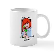 Risque Phone Call Mug