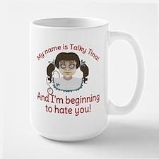 Talky Tina Twilight Zone Mug