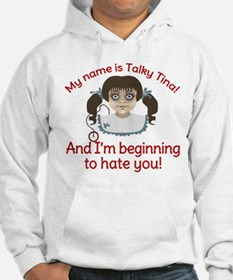 Talky Tina Twilight Zone Hoodie