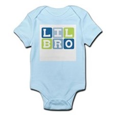 Lil Bro Infant Creeper Body Suit