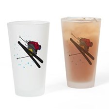 Big Air Drinking Glass