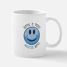 Have a Golfie Day Smiley Mug