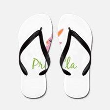 Easter Bunny Priscilla Flip Flops